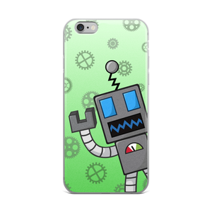 Chip iPhone Case