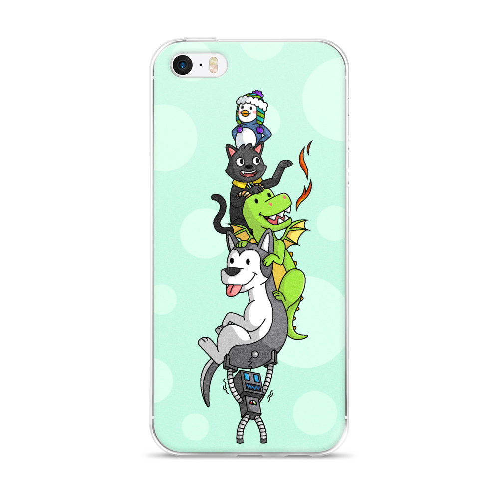 The Pals iPhone Case