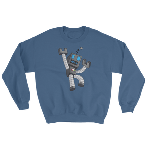 Chip the Robot Adult Sweater