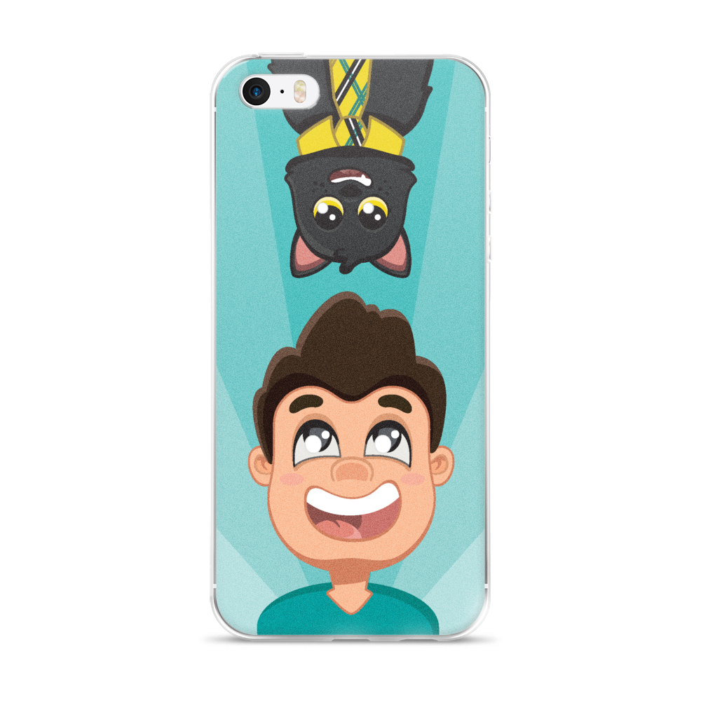 Denis iPhone Case