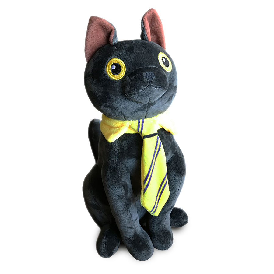 Sir Meows Plushie
