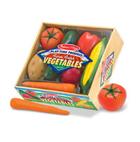 Play-Time Produce Vegetables - Play Food