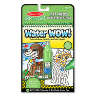 Water Wow! - Pet Mazes - ON the Go Travel Activity