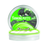 "Crazy Aaron's Thinking Putty — Krypton  3.5"" tin"