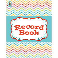 Chevron Record Book