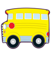 School Bus Cut-Outs