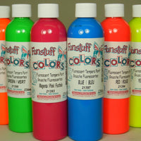 Funstuff Fluorescent Tempera Paint. 500ml