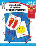 Coordinate Graphing Hidden Pictures Resource Book