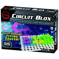 E*Blox  Circuit Blox -- 59 Projects