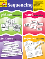 Sequencing, Grades K-2 - Teacher Resource Book
