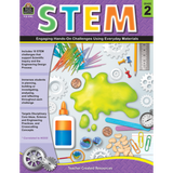STEM: Engaging Hands-On Challenges Using Everyday Materials Grade 2