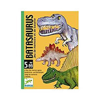 Batasaurus Card Game