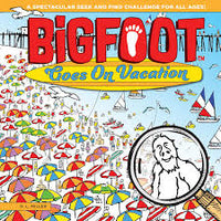 Big Foot Goes on Vacation