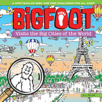 Big Foot Visits Big Cities of the World`