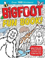 Bigfoot Fun Book