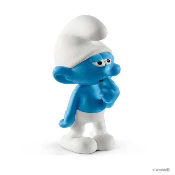 Smurf Clumsy