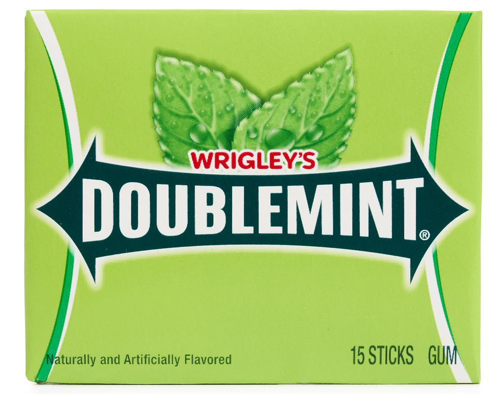 Wrigley's Double Mint Gum