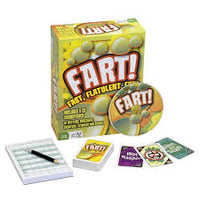 Fart Game Includes Soundtrack