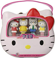Hello Kitty Pez Collection