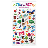 Itsy Bitsy Super Cute Stickers - Bug Life