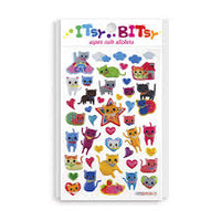 Itsy Bitsy Super Cute Stickers - Cat Eyes