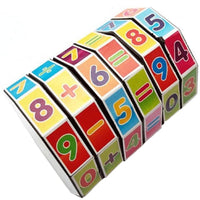 Math Counting Cube Fidget