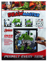 Drawmaster -- Incredible Hulk (Med. 2)