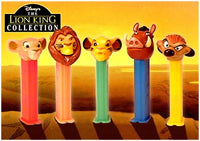 Pez Candy Dispenser — Lion King