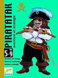 Piratatak Card Game