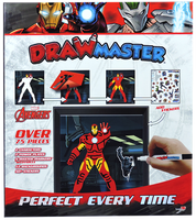 Drawmaster -- Ironman (Small 2)