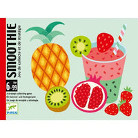 Smoothie Card Game