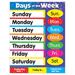 Days of the Week Stars