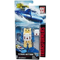 Transformer Titans Return — SeaSpray
