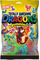 Topps Totally Awesome Dragon Gummies
