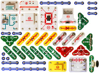 SNAP CIRCUITS UPGRADE KIT SC100- SC500
