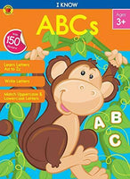 I Know: ABCs Activity Book Grade Preschool-1