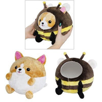 Undercover Squishables--Corgi in Bee
