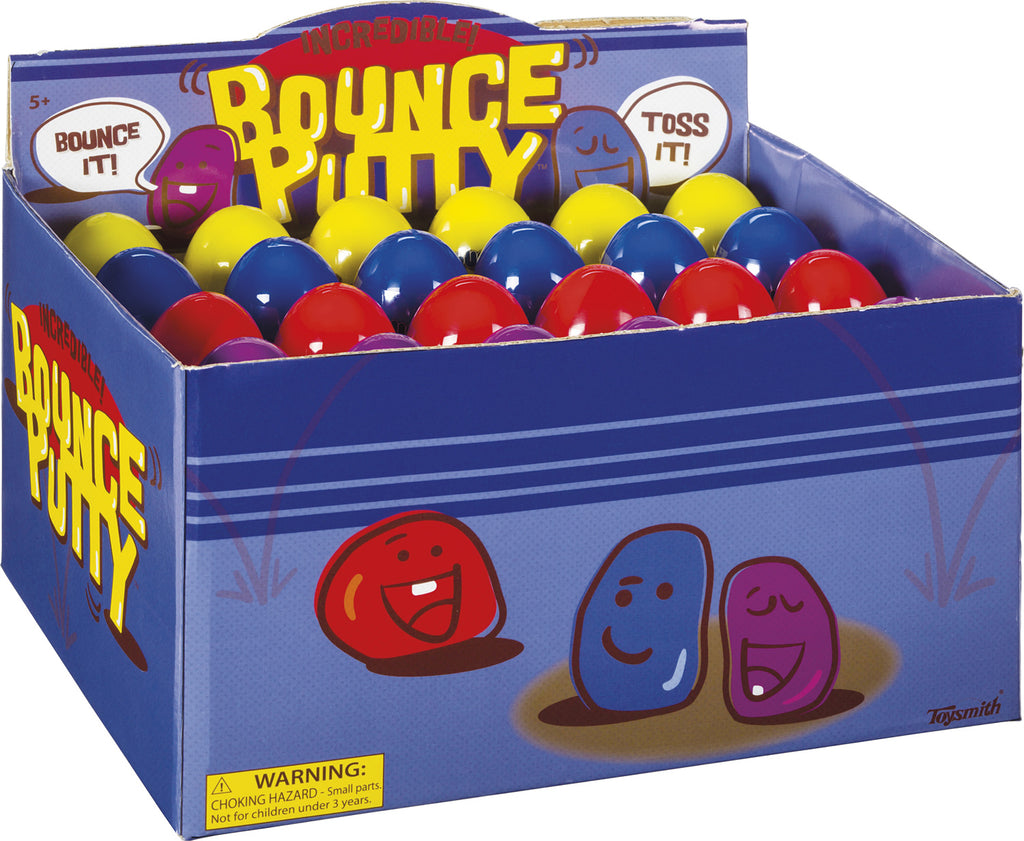 Incredible Bounce Putty