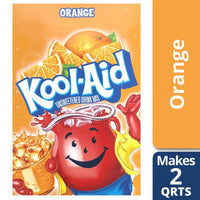 KoolAid Unsweetened Orange