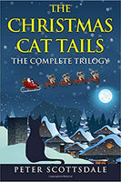 The Christmas Cat Tails
