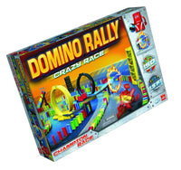 Domino Rally -- Crazy Race
