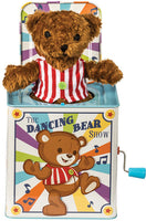 Dancing Bear Jack in the Box