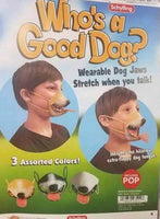 Who's a Good Dog? Wearable Dog Jaws