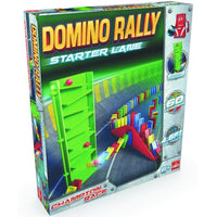 Domino Rally -- Starter Lane