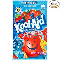 KoolAid Unsweetened Mixed Berry