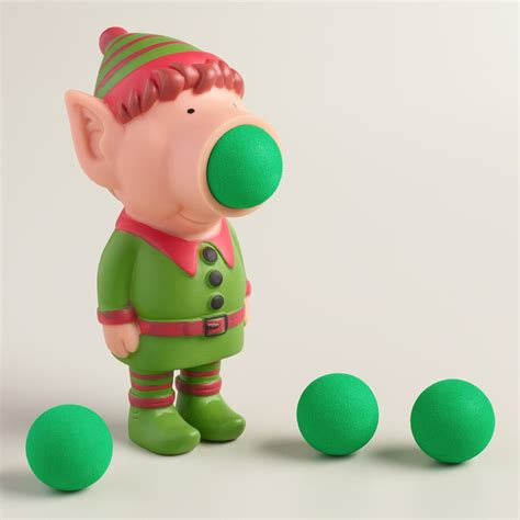 Elf Holiday Popper