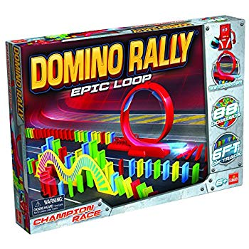 Domino Rally -- Epic Loop