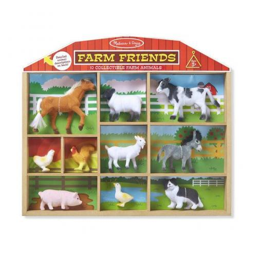 Melissa and Doug farm Friends
