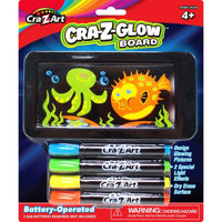 Cra-Z-Glow Board -- Pocket Size