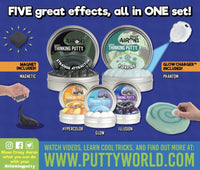 Crazy Aaron's Thinking Putty -- Greatest Hits Boxed Set